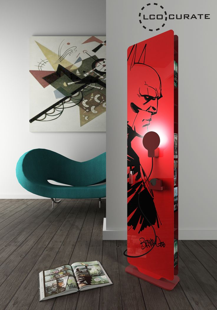 Sketch Floor light/Shelf by ZAVA, distributed exclusively by LightCo Pty