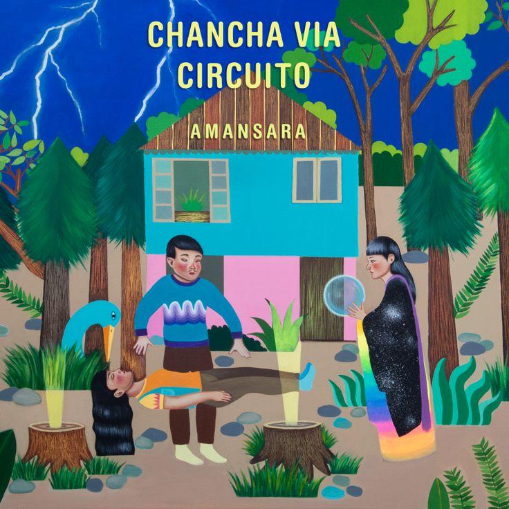 Amansara Artist : Chancha Via Circuito Wonderwheel Recordings