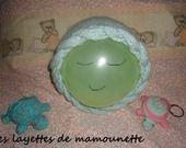 3 ans bonnet vert à torsade + 1 tortue en cadeau! fille ou garçon : Mode garçons par mamounette-31 sur ALittleMarket