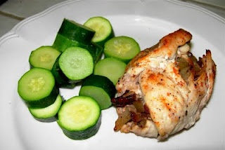 Apple and Pecan Stuffed Chicken Breasts