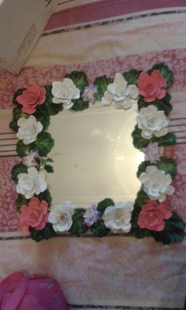 Eggholder mirror
