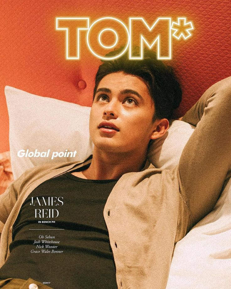 """90 Likes, 1 Comments - BlueHearts (@bhg____) on Instagram: """"Making waves internationally 🙌🏻🙌🏻 @Regrann from @tommagazine - The Global Issue with James Reid…"""""""