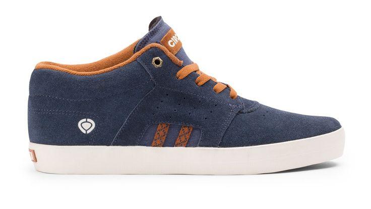 Zapatillas Circa Baron Mood Indigo Shoes www.roundtripshop.com