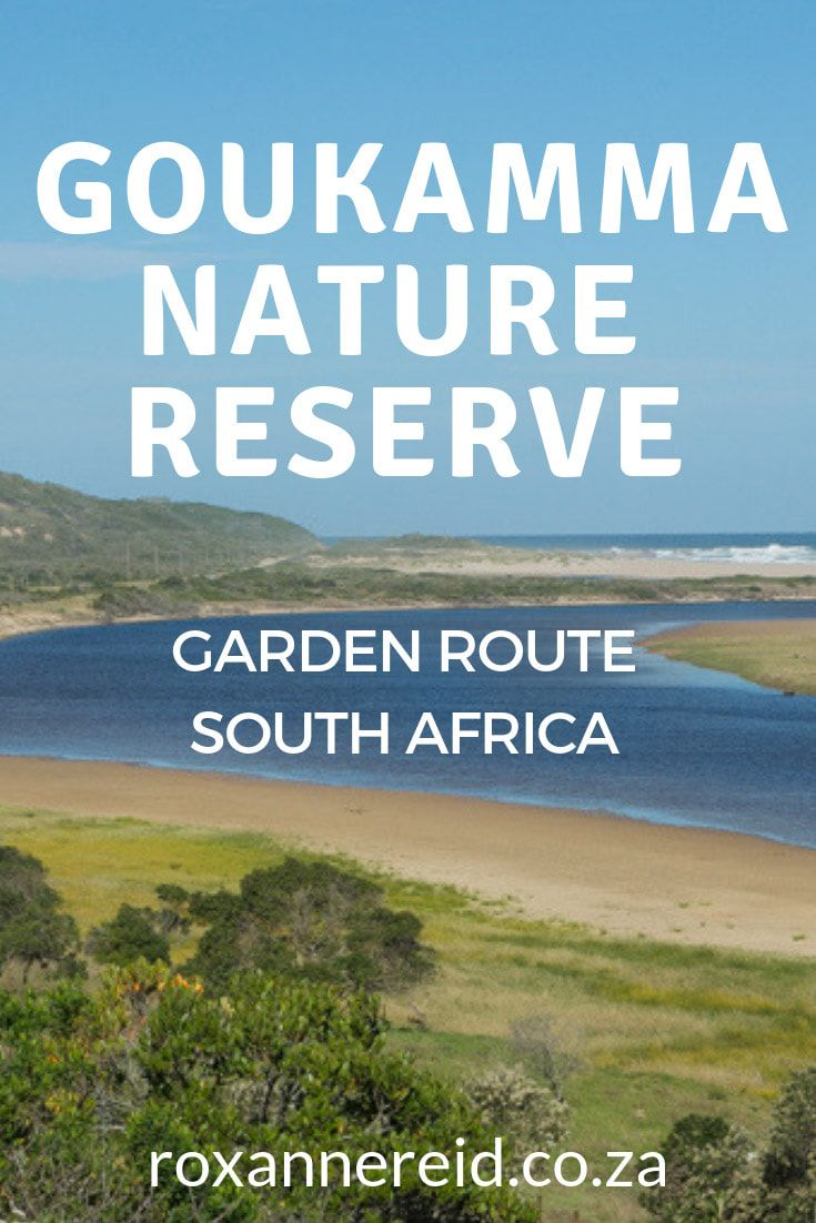 Goukamma Nature Reserve on the Garden Route in 2019
