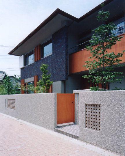 玄関 植栽 建築家 - Google 検索