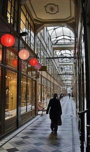 Passage du Grand-Cerf, Paris