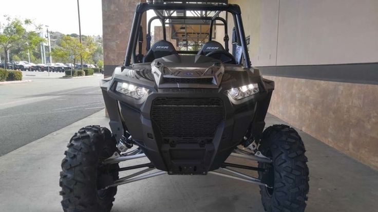 """New 2017 Polaris RZR XP 4 Turbo EPS Titanium Matte Metallic ATVs For Sale in California. 2017 Polaris RZR XP 4 Turbo EPS Titanium Matte Metallic, Call Jeff Jaramillo. All sale prices are plus Doc, Tax, License and Dealer Costs, All Manufacturer Incentives applied. 760-433-4333 <p style=""""font-size:20px""""> <b> SALE PRICE + Gov't & Dealer Costs. All manufacturer incentives applied. Call for details! </b></p><br /> <br /> 2017 Polaris RZR XP® 4 Turbo EPS Titanium Matte Metallic <p>4 seats to…"""