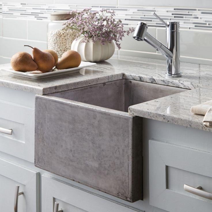 high back porcelain kitchen sink. beautiful ideas. Home Design Ideas