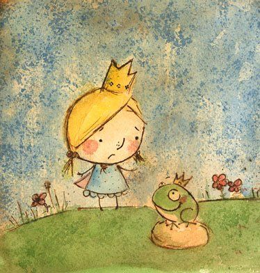 27 - February 26th is tell a fairy tale day. Use this chance to create a page that celebrates the stories that are a memorable part of childhood. - 2 pts