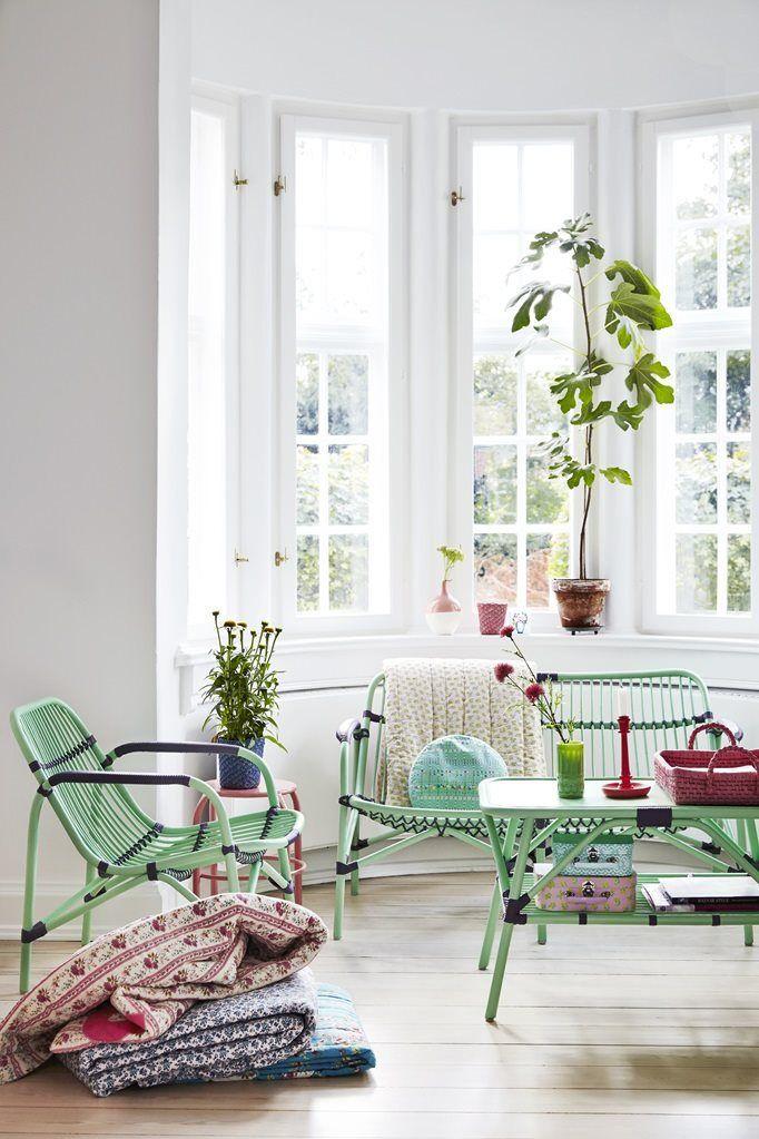 Green Cane furniture. More