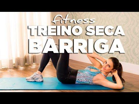 TV Chris Flores: 6 exercícios para secar a barriga e perder até 500 calorias - YouTube