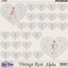 Vintage Rose Alpha