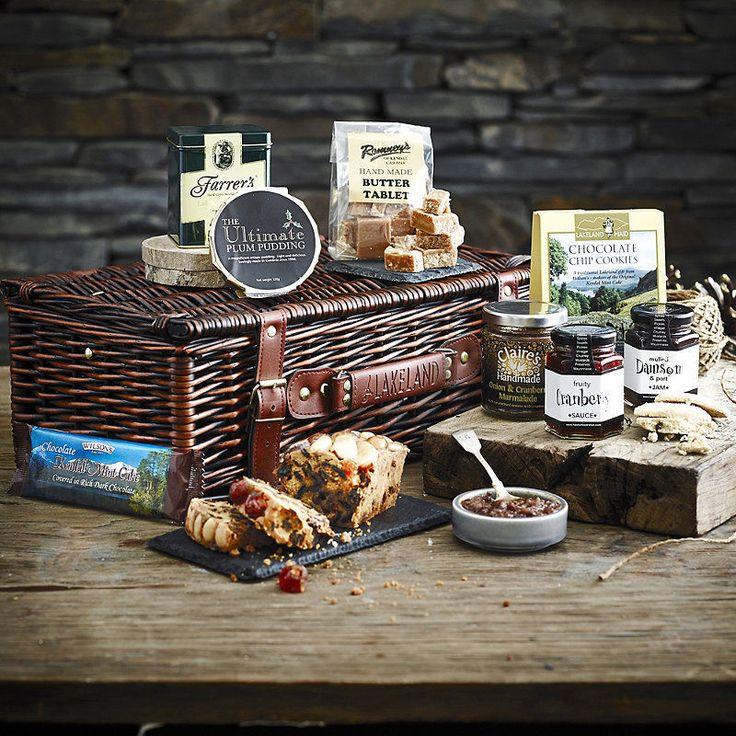 Lakeland Luxury Sweet & Savoury Food Christmas Gift Hampers - Buttermere | eBay