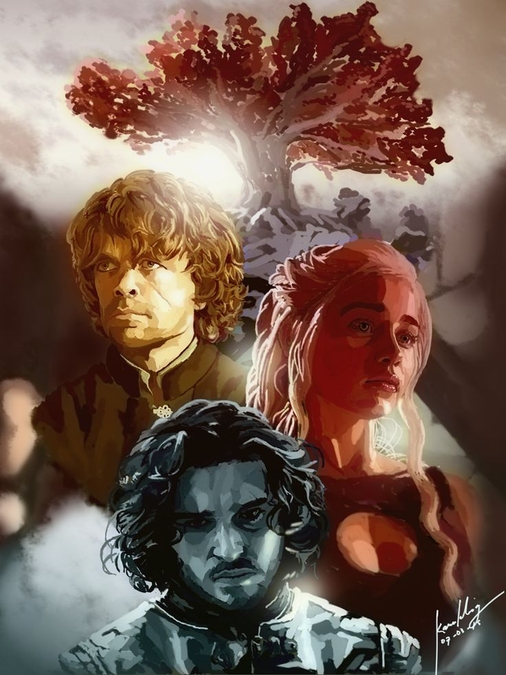 Game of Thrones by Kanukling on DeviantArt