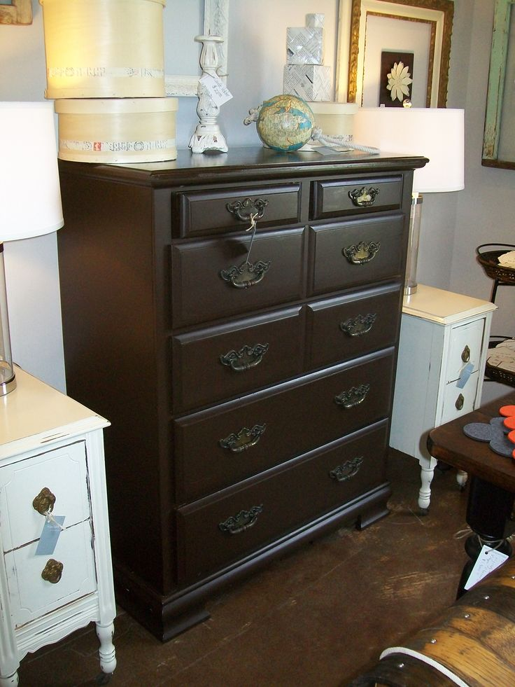 48 Best Brown Painted Furniture Images On Pinterest