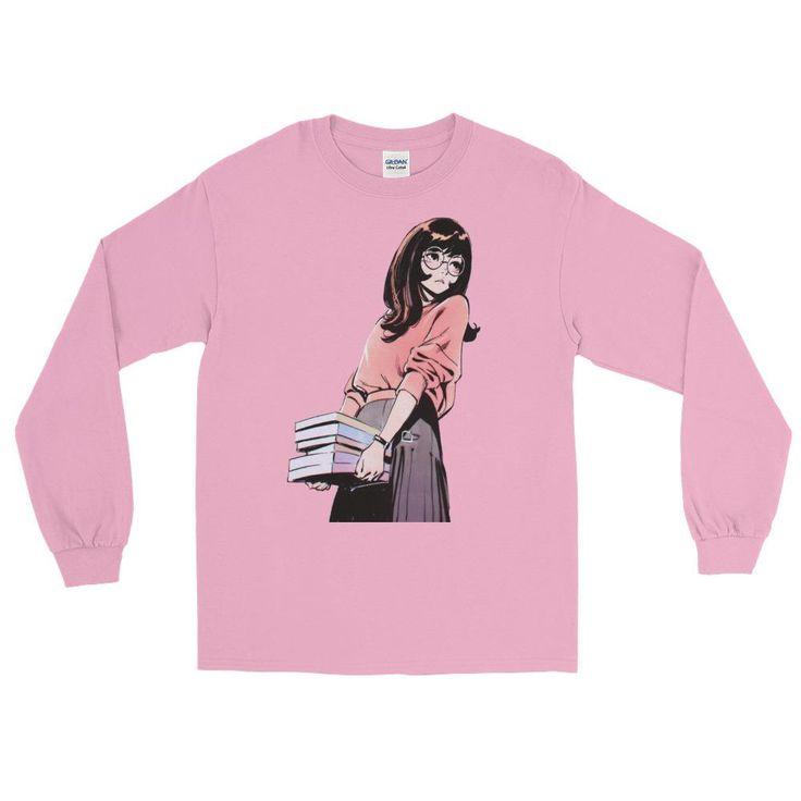 40+ Anime long sleeve shirts inspirations