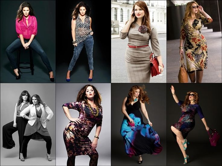 Slimming Fashion Tips For Plus Size Women