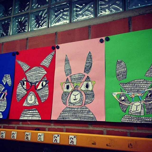 Lehrerleben #kunstunterricht #unterrichtsideen #pinterest #kunst #art #grundschule #primaryschool #grundschulalltag #lehrerleben #lehrerin #grundschullehrerin #techersofinstagram #instateacher #hasen #hasenklasse