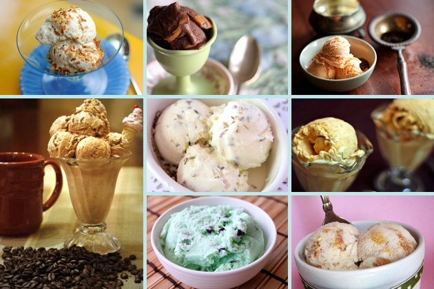 Ice cream recipes! | ♨ Dessert - Ice Cream & Frozen Treats (gluten ...