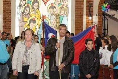 COMERCIAL PORECATU: Abertura Semana da Família-Paróquia Nossa Senhora Aparecida-Porecatu PR.