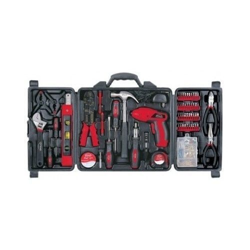Love this  Family Software Package 161 Piece Residence Restore Handyman Instruments Cordless Screwdriver Set...