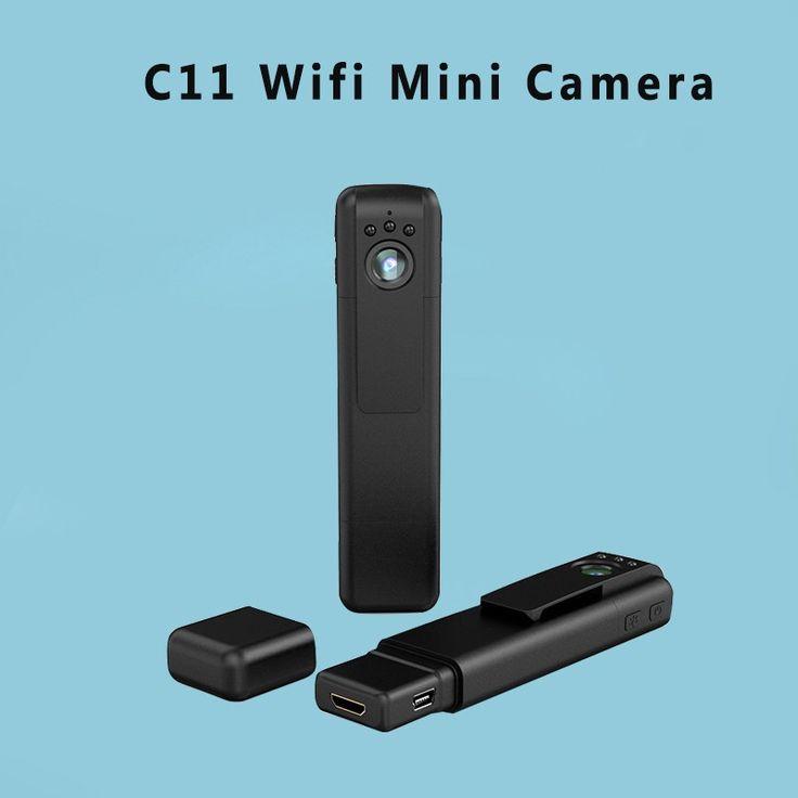 Discount! US $51.97  C11 Mini Camera Full Hd 1080P Pen Camera Night Vision Motion Detection Sens Mini Dvr Wi-Fi Smartphone App Review H.264 Camera  #Mini #Camera #Full #Night #Vision #Motion #Detection #Sens #WiFi #Smartphone #Review  #CyberMonday