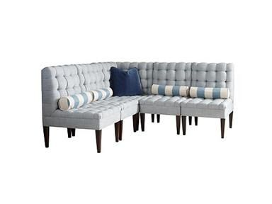 Shop for Henredon Donya Sectional, H1409 Sectional, and other Living Room Sectionals at Stacy Furniture in Grapevine, Allen, Plano, TX.