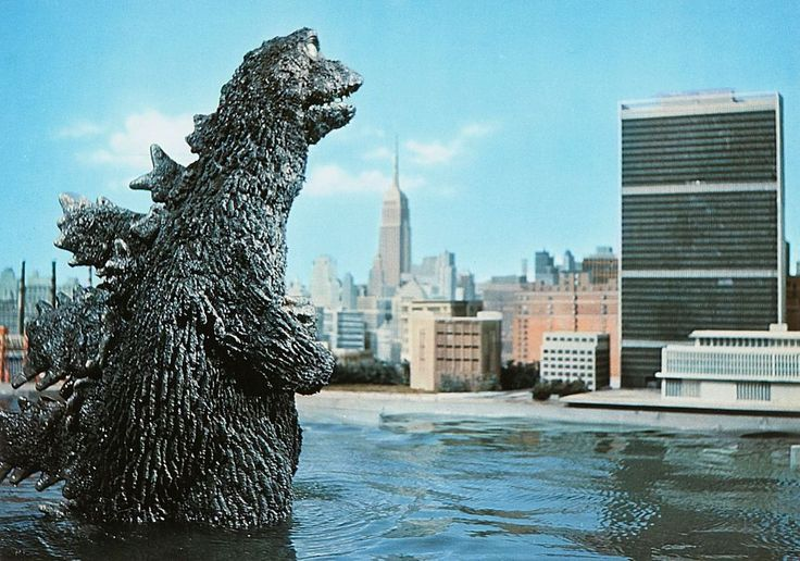 Godzilla vs King Kong (1962) | Foley's Sience-Fiction & Fantasy Films