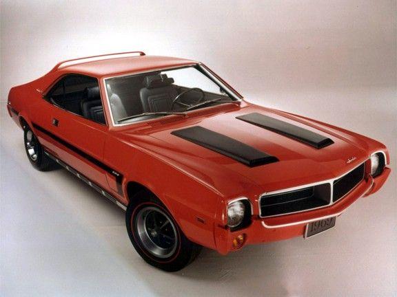 AMC Javelin 1968