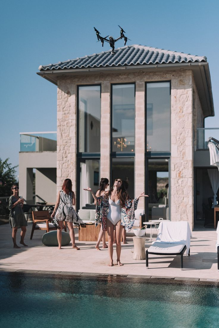 BTS images from the video shoot of Divine villas in Chania Crete, Greece – love the light blog by Andreas Markakis Photography in Chania Crete Greece