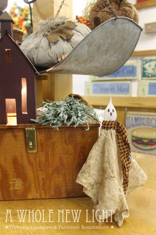 Handmade Primitives | crafts | Pinterest