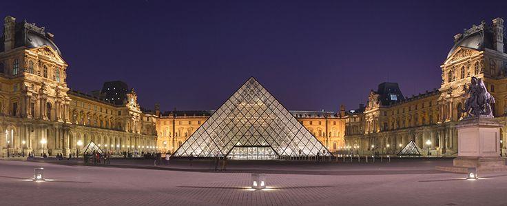 Louvre Museum http://voyostravel.com/louvre-museum-paris-france/
