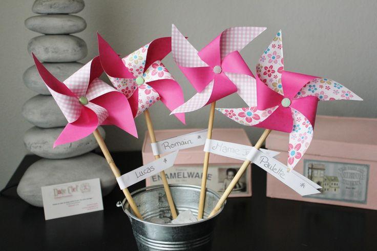 Petits moulins à vent