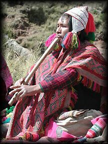 The Q´ero Inca Shamans in Cuzco, Peru  (be still my heart, I have traveled with Peruvian Shamans)