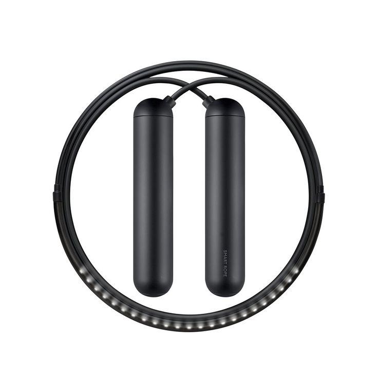 Smart Rope Springtouw Black - Medium (163 - 178 cm)