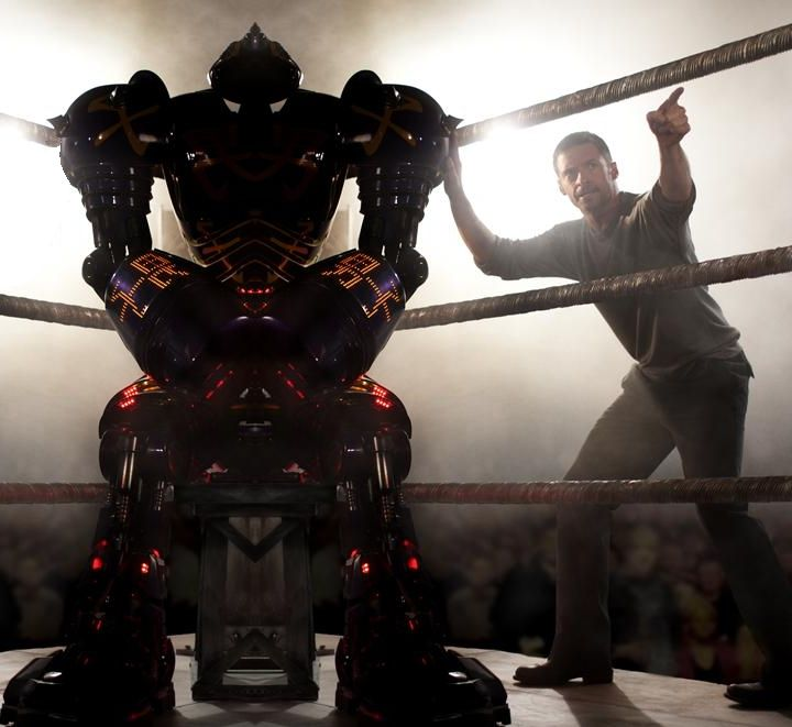 real robots | This is actually a real robot, no CGI here! But the fighting scenes ...