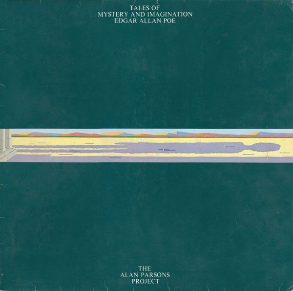 The Alan Parsons Project - Tales Of Mystery And Imagination (Vinyl, LP, Album) at Discogs