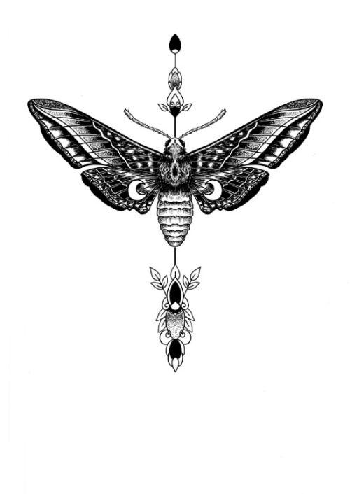 by Luna Artwork. Maybe a new tattoo?