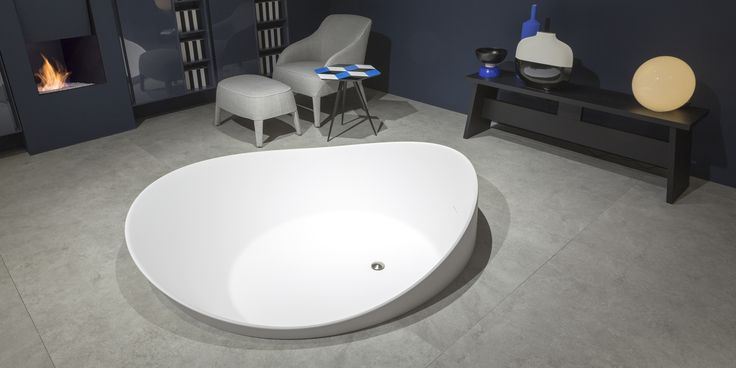 Dune tub from Antoniolupi
