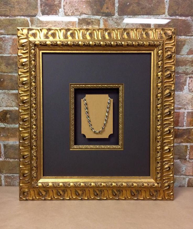 Custom Jewelry Display Frame: 1288 Best Framed Jewelry Art Images On Pinterest
