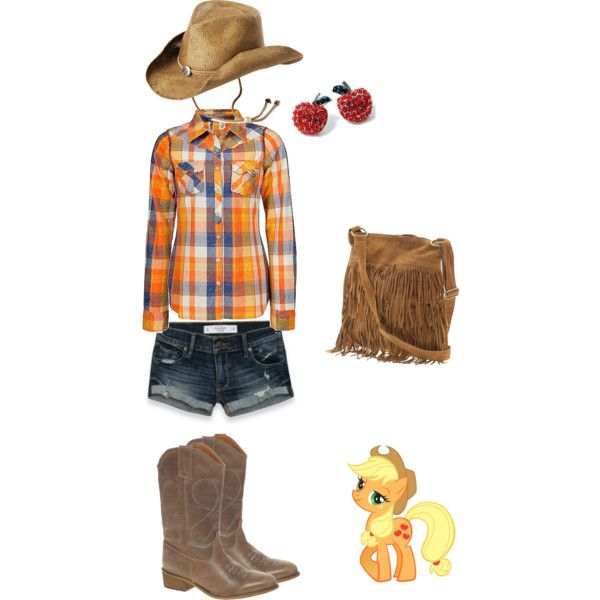 Applejack Outfit