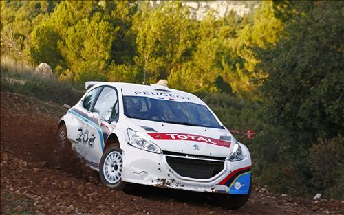 Peugeot 208 Type R5 2012 was unveiled at the 2012 Paris Auto Show and had its successful test session on 15th December. The Peugeot 208 is consequently the first car built in compliance with the FIA's latest R5 regulations to have broken cover .....