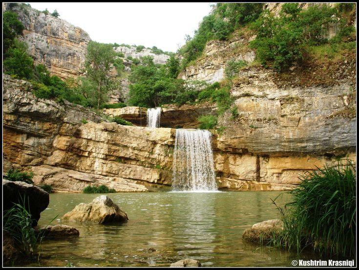 Ujevarat e Mirushes / Mirusha Waterfalls - Kosovo