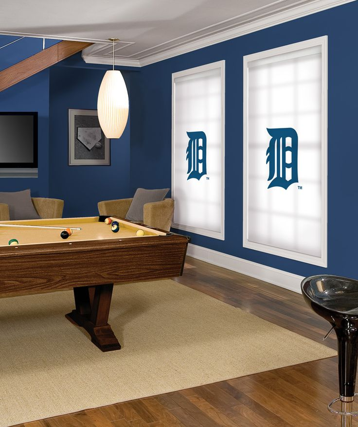 Detroit Tigers MLBR Roller Shade Every Team Available