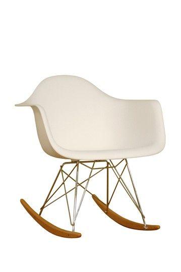 Best 25 Plastic rocking chair ideas on Pinterest Eames rocking