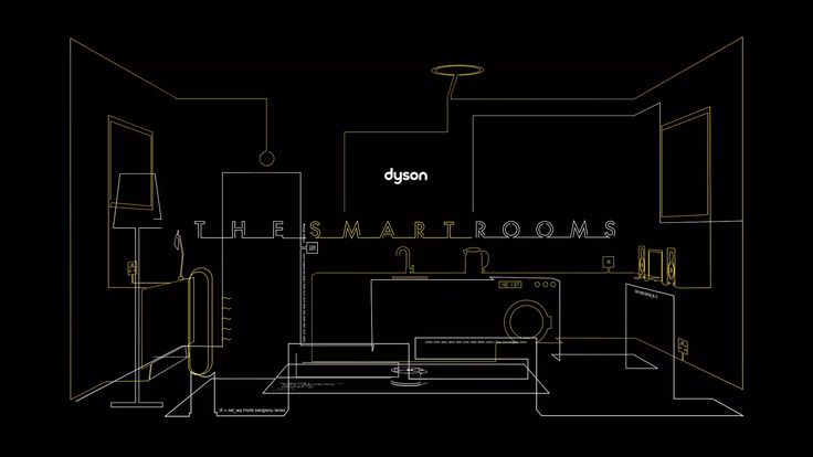 Dyson: The Smart Rooms