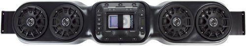 SSV Works WP-OU4 Stereo Speaker System Overhead Sound Bar for iPod or iPhone, fits Yamaha Rhino, Kawasaki Teryx, Polaris Ranger, Kubota RTV $649.00
