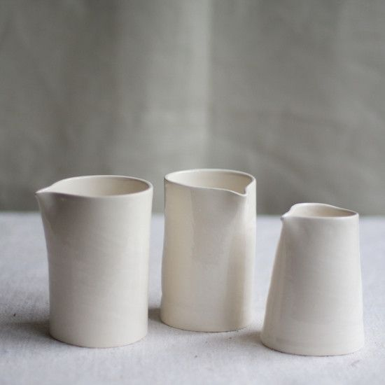 Hand Pitchers (each sold separately)