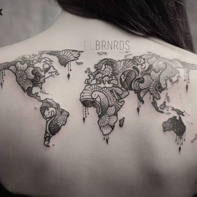 93 best i love tattoos images on pinterest tattoo designs refined mehndi inspired tattoos by el bernardes tattoodo gumiabroncs Images