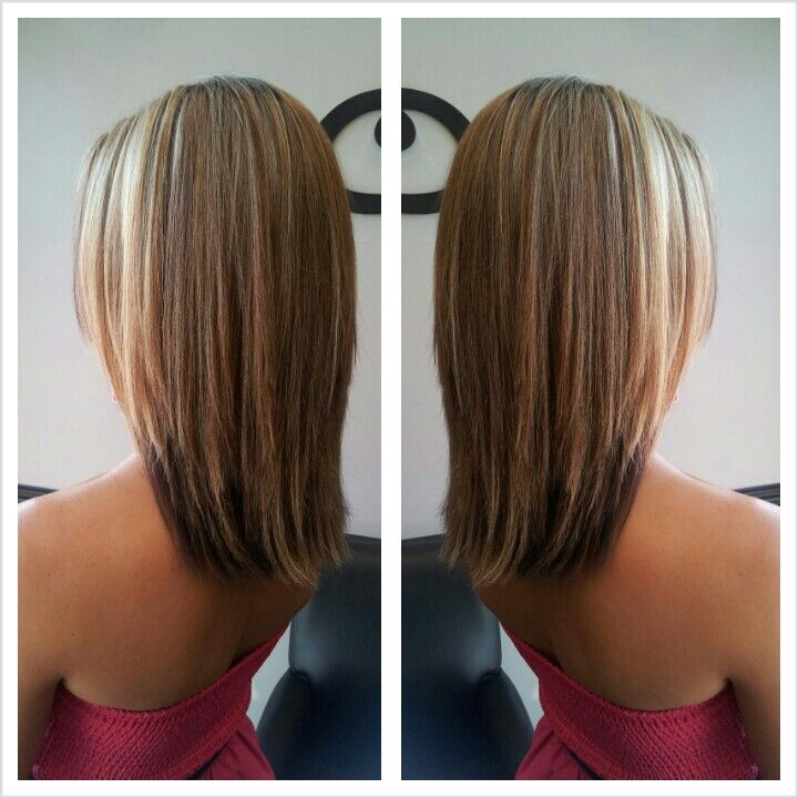25+ best ideas about Partial Blonde Highlights on ...